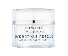 Výživný pleťový balzám pro 24 hodinovou hydrataci Source (Hydration Rescue 24 H Replenishing Balm) 50 ml