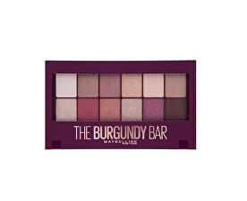 Paletka očních stínů Burgundy (Bar Eyeshadow Palette) 9,6 g