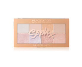 (Highlighter Palette) Softei X (Highlighter Palette) 16 g
