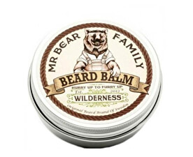 Balzám na fúzy Wilderness (Beard Balm) 60 ml