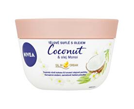 Tělové suflé s olejem Coconut & Manoi Oil 200 ml