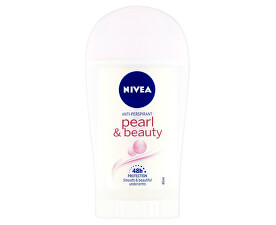 Tuhý antiperspirant Pearl & Beauty (Antiperspirant) 40 ml