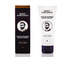 Hydratační krém na obličej a vousy (Face & Stubble Moisturizer) 75 ml