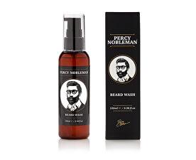 Šampon na vousy s vůní cedrového dřeva (Beard Wash) 100 ml