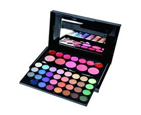Sada dekoratívnej kozmetiky Make-Up Palette 44 Colors