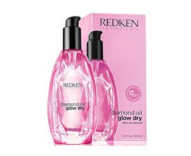 Suchý olej na vlasy Diamond Oil (Glow Dry Shine Oil) 100 ml