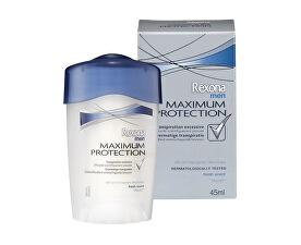 Tuhý deodorant Men Maximum Protection Clean Scent 45 ml