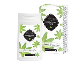 Konopné telové mlieko Cannabis Derma Care 200 ml