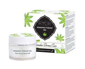 Gel nutritiv cu cânepă Cannabis Derma Care 15 ml