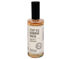 Tělový olej Bourbonská vanilka (Aroma Body Oil) 125 ml