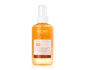 Védő spray béta-karotinnalSPF 30 Ideal Soleil ( Solar Protective Water) 200 ml