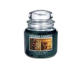 Vonná svíčka ve skle Kouzlo Vánoc (Home For Christmas) 390 g