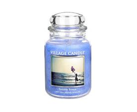 Vonná svíčka ve skle Letní vánek (Summer Breeze) 645 g