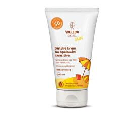 Dětský krém na opalování Sensitive SPF 50 50 ml