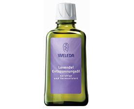 Levanduľový upokojujúci olej 100 ml