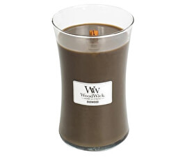 Vonná svíčka váza Oudwood 609 g