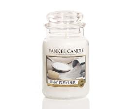 Aromatická svíčka Candle Classic velký Baby Powder 623 g