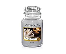 Aromatická svíčka Classic velký Crackling Wood Fire 623 g