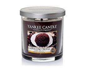 Aromatická sviečka Décor malý Kávová pralinka (Cappuccino Truffle) 198 g