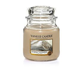 Aromatická svíčka střední Warm Cashmere 411 g