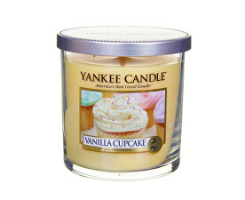 Vonná sviečka Décor malý Vanilkový košíček (Vanilla Cupcake) 198 g