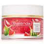 Maska pro suchou a dehydratovanou pleť Juicy Jelly Mask Melon & Aloe Vera (Moisturizing Mask) 50 g