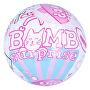 Sada gigantická šumivá bomba do koupele pro děti s překvapením (Bomb Surprise) 350 g