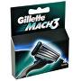 Náhradní hlavice Gillette Mach3