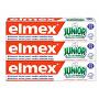 Pasta de dinți pentru copii Junior Trio 3 x 75 ml