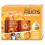 Dárková sada pro poškozené vlasy Fructis Hair Food - SLEVA - poškozená krabička