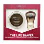 Darčeková sada pre mužov (The Life Shaver Santalwood Set)