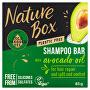 Tuhý šampon pro regeneraci vlasů a kontrolu roztřepených konečků Avocado Oil (Shampoo Bar) 85 g - SLEVA - poškozená krabička