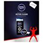 Kosmetická sada Active Clean - SLEVA - poškozená krabička