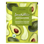 Vyživující maska pro všechny typy vlasů Love Nature (Hair Smoothie Nourishing Avocado Hair Mask) 30 ml