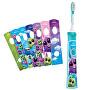 Sonický elektrický zubní kartáček pro děti s Bluetooth Sonicare For Kids HX6322/04