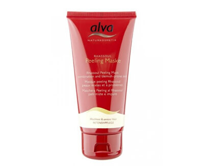 Alva Peelingová maska Rhassoul (Peeling Mask For Combination And Blemish-Prone Skin) 75 ml