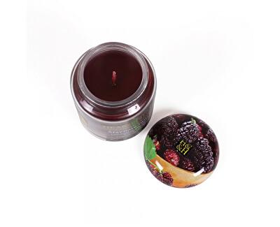 Lumânare aromatică medie Dud suculent 115 g