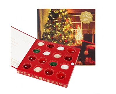 Set cadou 16 lumânări de ceai Crăciun
