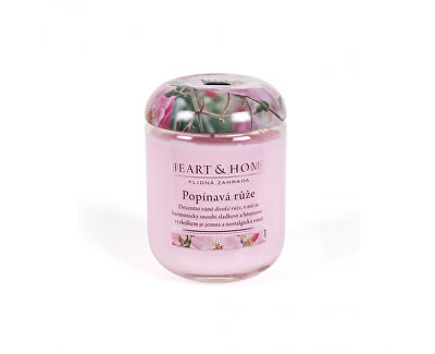 Lumânări parfumate mediu Rose 115 g
