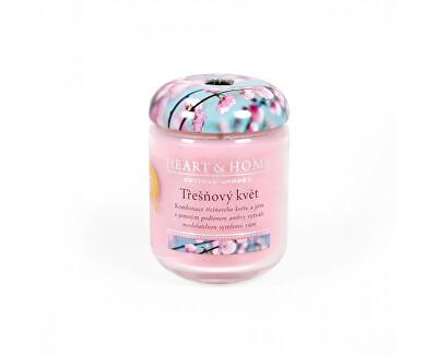 Lumânare parfumată Floare de cireș 115 g