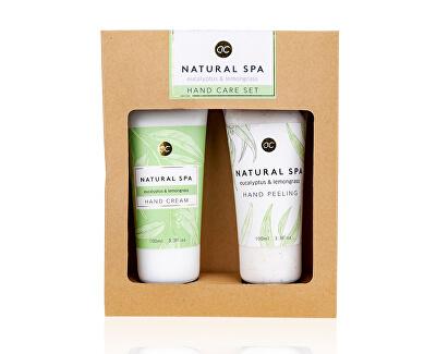 Set de cosmetice pentru îngrijirea mâinilor Natural Spa