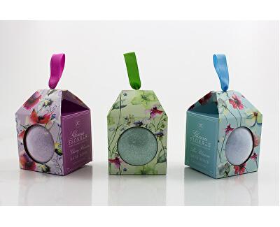 Fürdőbomba shea vaj illattal Glorious Florals (Bath Bomb) 150 g