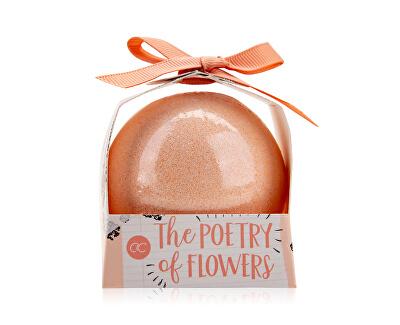 Spumante bomba cu parfumul de trandafiri si caprifoi Poezie de flori (Bath Fizzer) 150 g