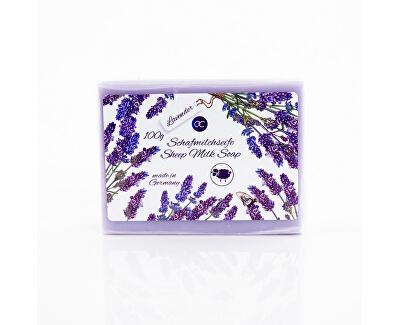 Săpun lichid cu lapte de oaie Lavender (Sheep Milk Soap) 100 g