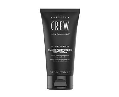 Hydratační holící krém Classic (Moisturizing Shave Cream) 150 ml