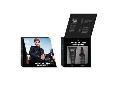 Kozmetická sada pleťovej starostlivosti pre mužov Shaving Kit