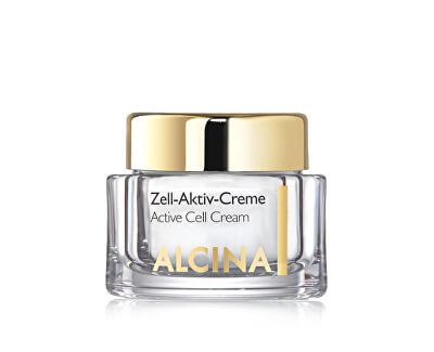 Alcina Aktívny pleťový krém ( Active C ell Cream) 50 ml