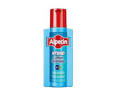 Șampon cu cafea pentru pielea sensibilă a scalpului pentru bărbațiHybrid (Coffein Shampoo) 250 ml