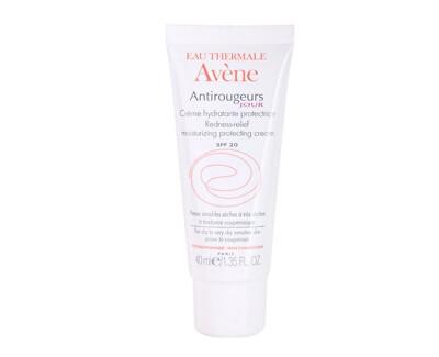 Avène Hydratační denní krém proti zčervenání suché až velmi suché pleti (Redness-Relief Moisturizing Protecting Cream)40 ml