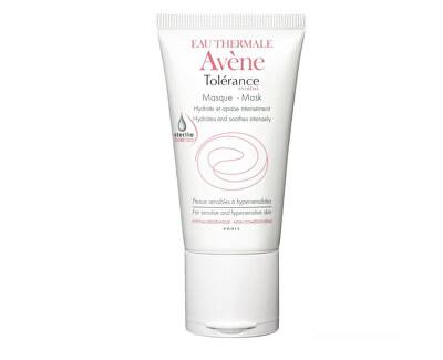 Intenzívna hydratačná maska pre upokojenie citlivej pleti Tolérance (Mask For Sensitiv e Skin) 50 ml